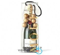 Foto Champagne Moet Chandon Brut Imperial Bubbly Bag 750ml