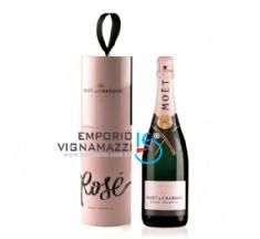 Foto Champagne Moet Chandon Rose Imperial Black Box 750ml