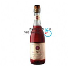 Foto Vinho Italiano Lambrusco San Nicola Rose 750ml