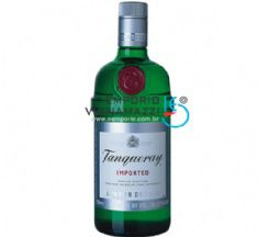 Foto Gin Ingles Tanqueray 750ml
