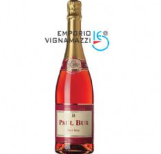 Foto Espumante Francês Veuve Paul Bur Rose 750ml