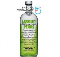 Foto Vodka Sueca Absolut Pears 1Lt