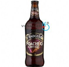 Foto Cerveja Inglesa Badger Poachers Choice 500ml