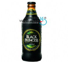 Foto Cerveja Nacional Black Princess 1882 600ml