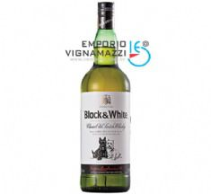 Foto Whisky Escocês Black & White 1L