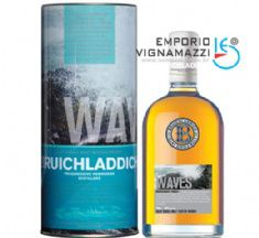 Foto Whisky Escocês Bruichladdich Waves 750ml