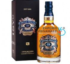 Foto Whisky Chivas Regal 18 Anos 750ml