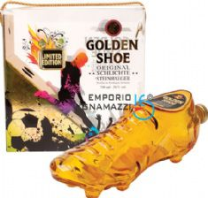 Foto Steinhaeger Alemão Golden Shoe Ed. Limit. 700ml