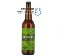 Foto Cerveja Neozelandeza 8 Wired Hopwired IPA 500ml