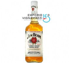 Foto Whisky Americano Jim Beam White 1L