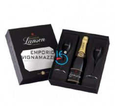 Foto Kit Champagne Francês Black Label