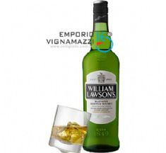 Foto Whisky Escocês William Lawsons - Com copo personalizado 1L