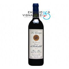 Foto Vinho Frances Les Granges de Rothschild 750ml