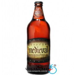 Foto Cerveja Nacional Backer Medieval 600ml
