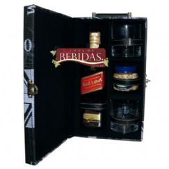 Foto Kit Scotch Red Label 1L Courino