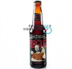 Foto Cerveja Americana Rogue Hazelnut Brown 355ml
