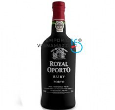 Foto Vinho do Porto Royal Oporto Ruby 750ml