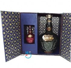 Foto Whisky Escocês Royal Salute 21 Anos 700ml C/ Miniatura