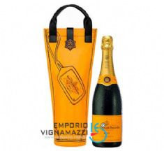 Foto Champagne Francesa Veuve Clicquot Brut Shop Bag 750ml