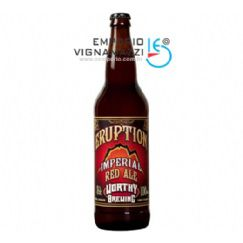 Foto Cerveja Americana Worthy Eruption Imperial Red Ale 650ml